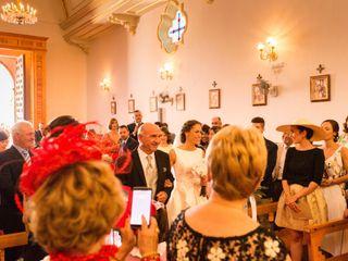 La boda de Loreto y Angel