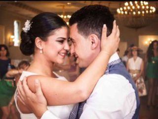 La boda de Mercedes y Alvaro