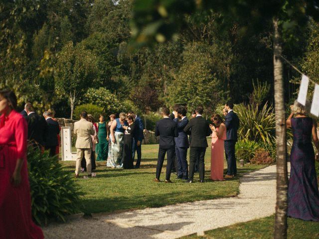 La boda de Jorge y Lara en Raxó (Poio), Pontevedra 64