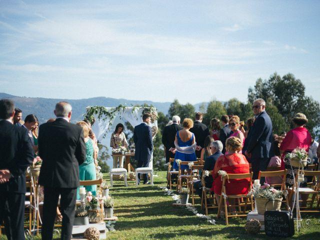 La boda de Jorge y Lara en Raxó (Poio), Pontevedra 70