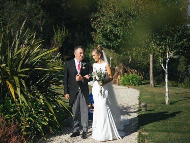 La boda de Jorge y Lara en Raxó (Poio), Pontevedra 72