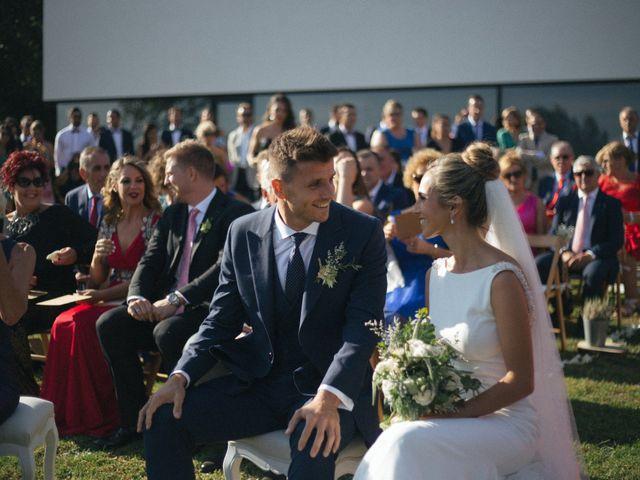 La boda de Jorge y Lara en Raxó (Poio), Pontevedra 76
