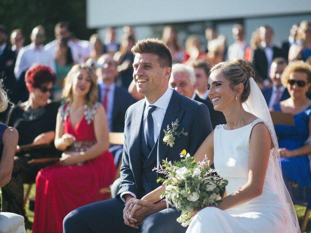 La boda de Jorge y Lara en Raxó (Poio), Pontevedra 79