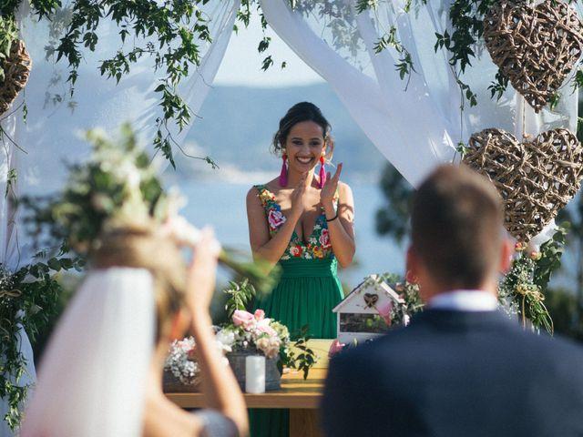 La boda de Jorge y Lara en Raxó (Poio), Pontevedra 82