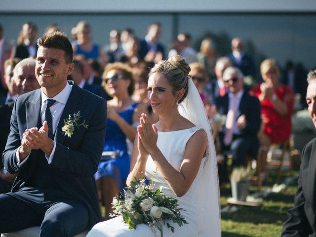 La boda de Jorge y Lara en Raxó (Poio), Pontevedra 83