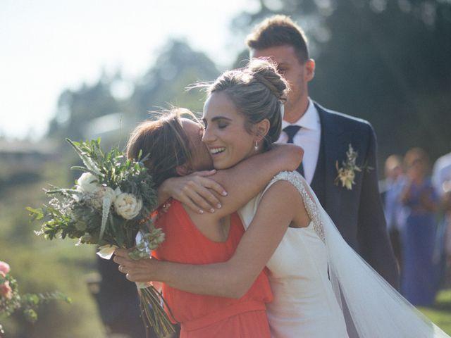 La boda de Jorge y Lara en Raxó (Poio), Pontevedra 84