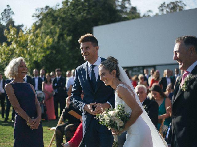La boda de Jorge y Lara en Raxó (Poio), Pontevedra 88