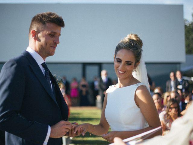 La boda de Jorge y Lara en Raxó (Poio), Pontevedra 91