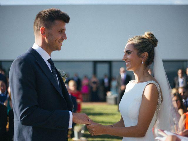 La boda de Jorge y Lara en Raxó (Poio), Pontevedra 93