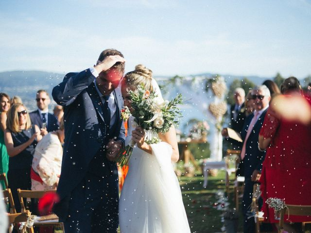 La boda de Jorge y Lara en Raxó (Poio), Pontevedra 99