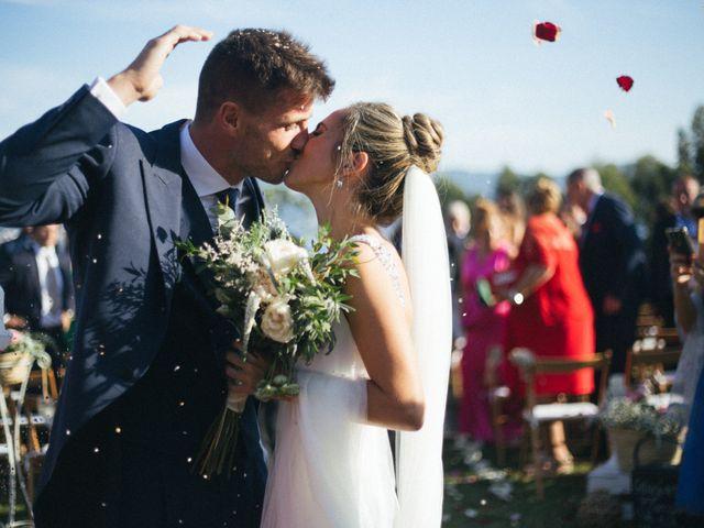 La boda de Jorge y Lara en Raxó (Poio), Pontevedra 100