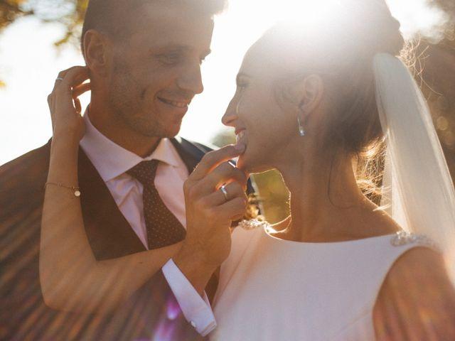 La boda de Jorge y Lara en Raxó (Poio), Pontevedra 119