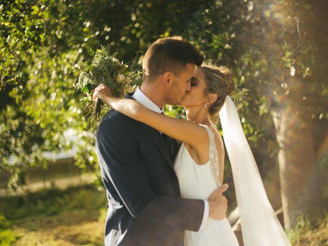 La boda de Jorge y Lara en Raxó (Poio), Pontevedra 125