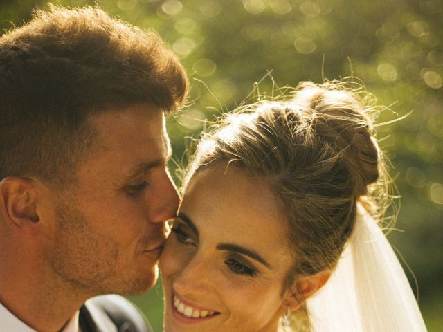 La boda de Jorge y Lara en Raxó (Poio), Pontevedra 132
