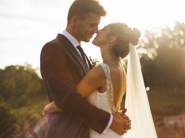 La boda de Lara y Jorge