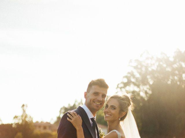 La boda de Jorge y Lara en Raxó (Poio), Pontevedra 137