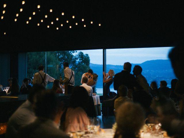 La boda de Jorge y Lara en Raxó (Poio), Pontevedra 159