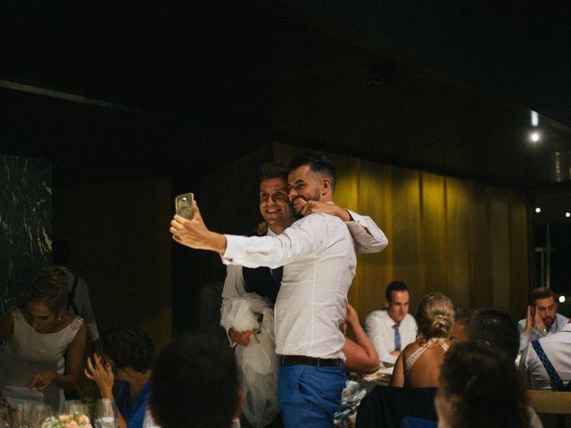 La boda de Jorge y Lara en Raxó (Poio), Pontevedra 165