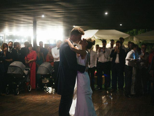 La boda de Jorge y Lara en Raxó (Poio), Pontevedra 175