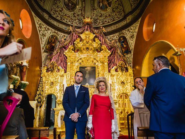 La boda de Antonio y María en Mairena Del Alcor, Sevilla 18