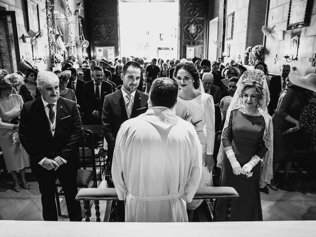 La boda de Antonio y María en Mairena Del Alcor, Sevilla 21