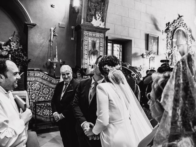 La boda de Antonio y María en Mairena Del Alcor, Sevilla 23