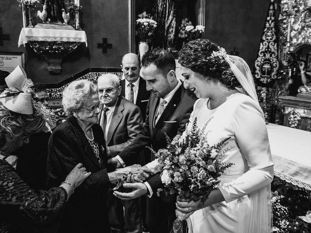 La boda de Antonio y María en Mairena Del Alcor, Sevilla 24