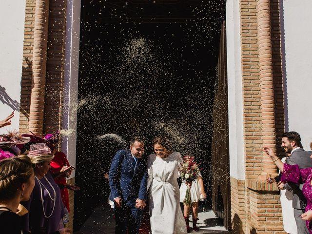 La boda de Antonio y María en Mairena Del Alcor, Sevilla 26