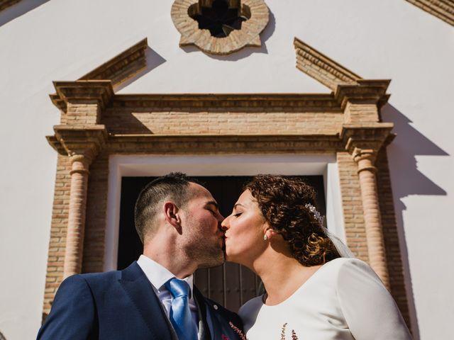 La boda de Antonio y María en Mairena Del Alcor, Sevilla 27