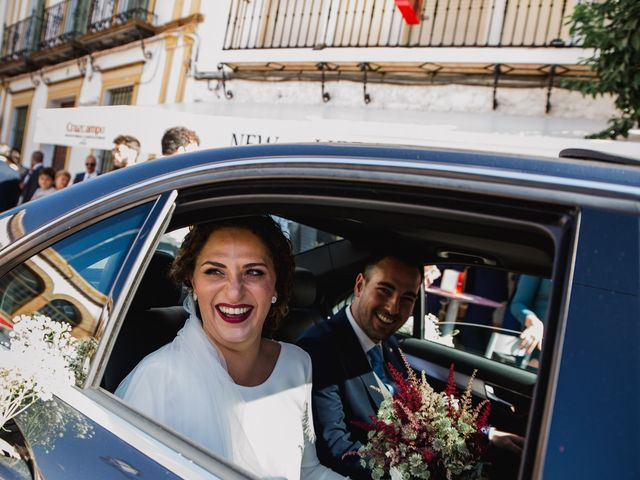 La boda de Antonio y María en Mairena Del Alcor, Sevilla 28