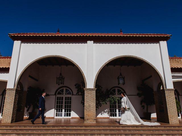 La boda de Antonio y María en Mairena Del Alcor, Sevilla 29