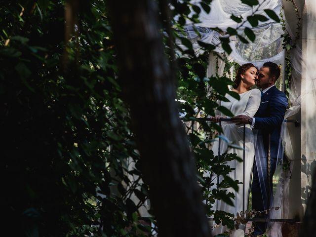 La boda de Antonio y María en Mairena Del Alcor, Sevilla 32