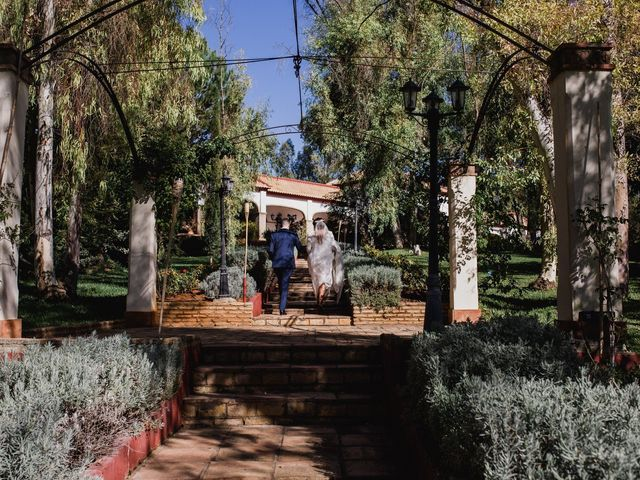 La boda de Antonio y María en Mairena Del Alcor, Sevilla 34
