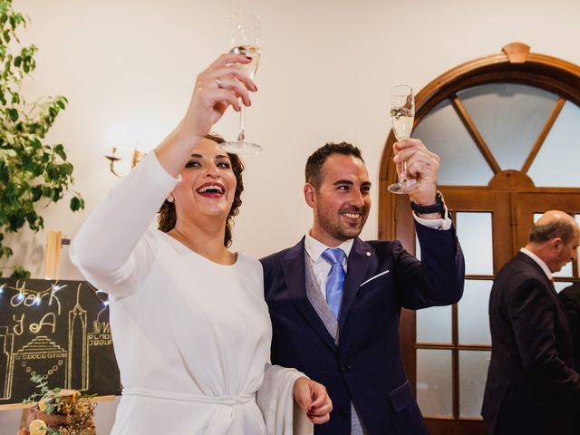 La boda de Antonio y María en Mairena Del Alcor, Sevilla 38