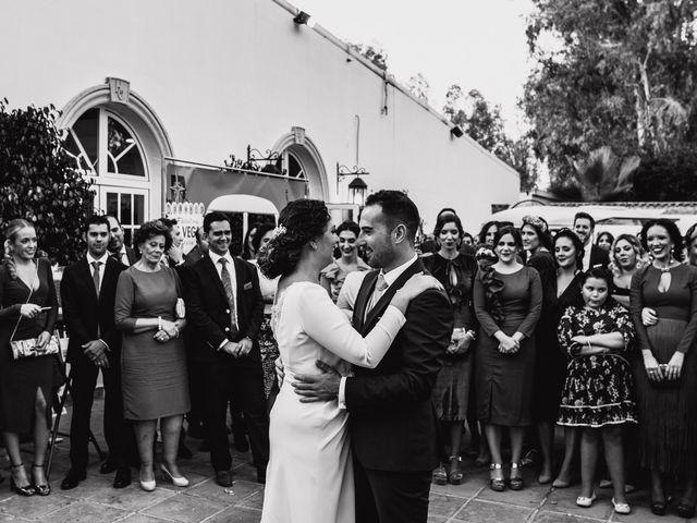 La boda de Antonio y María en Mairena Del Alcor, Sevilla 39