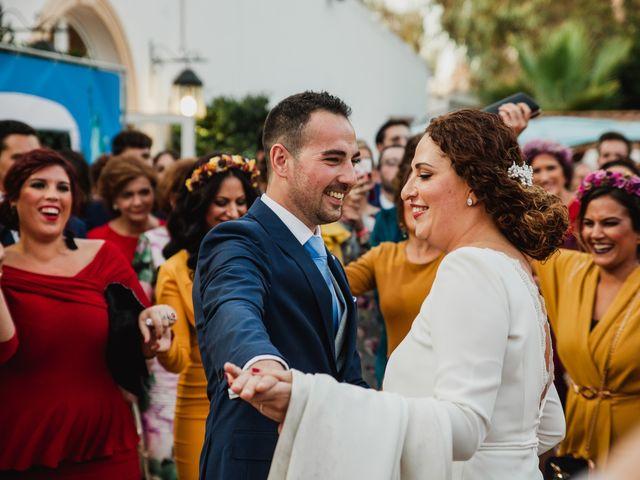 La boda de Antonio y María en Mairena Del Alcor, Sevilla 40
