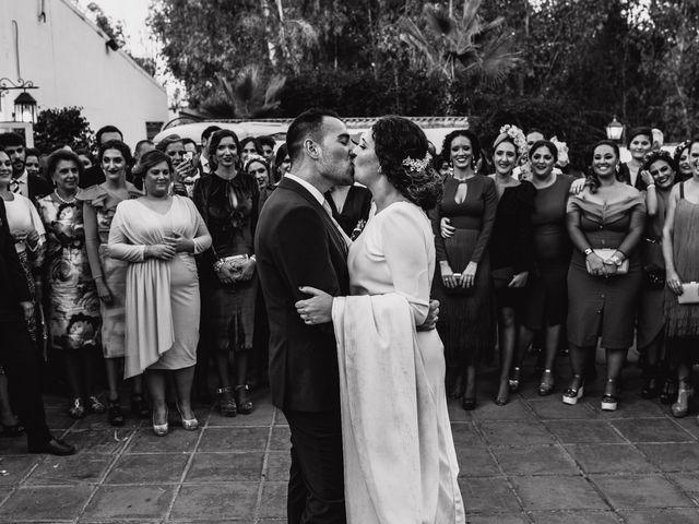 La boda de Antonio y María en Mairena Del Alcor, Sevilla 41