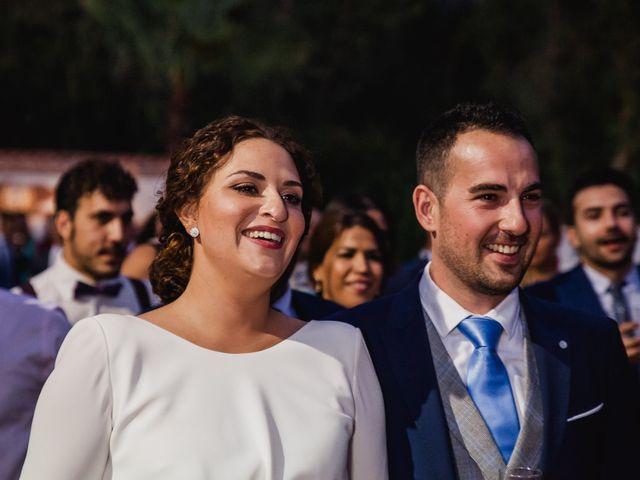 La boda de Antonio y María en Mairena Del Alcor, Sevilla 44