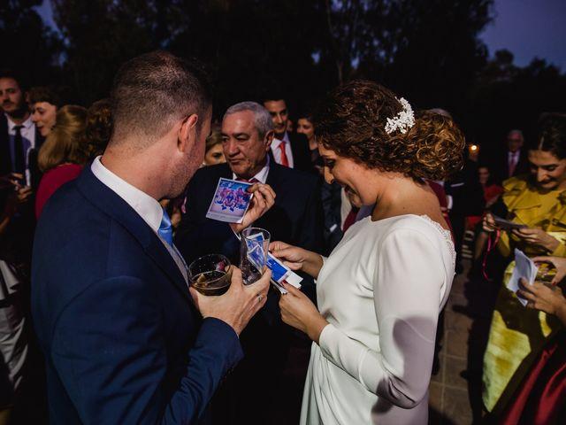 La boda de Antonio y María en Mairena Del Alcor, Sevilla 46