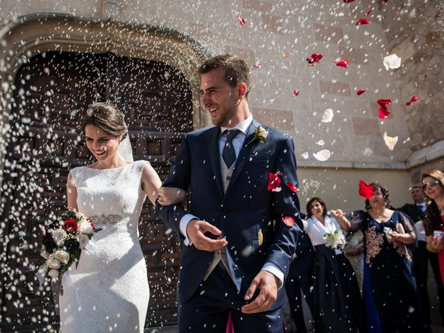 La boda de Mónica y Miguel Ángel