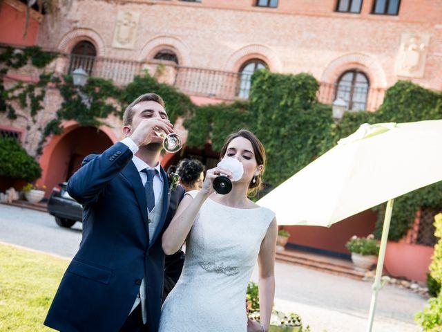La boda de Miguel Ángel y Mónica en Alcalá De Henares, Madrid 2