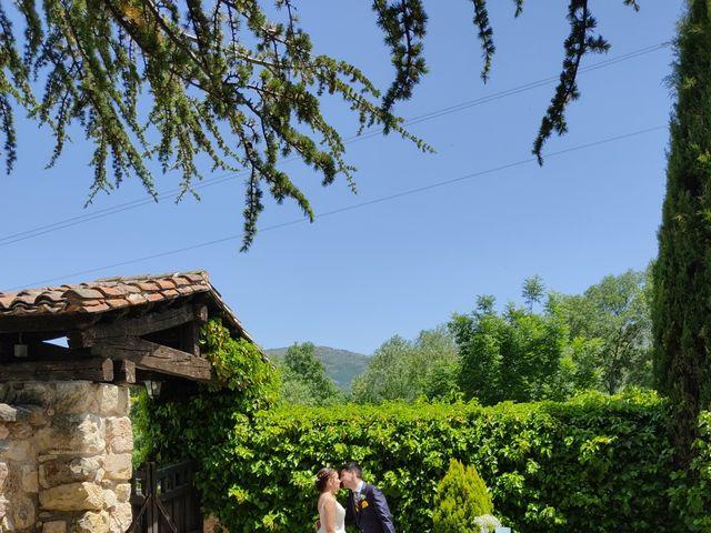 La boda de Noenma y Alejandro en Pinilla Del Valle, Madrid 5