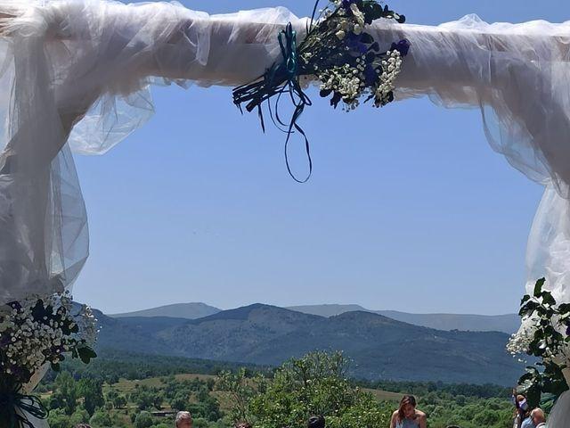 La boda de Noenma y Alejandro en Pinilla Del Valle, Madrid 6