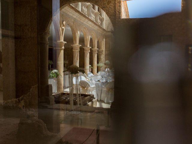 La boda de Angel y Loreto en Belmonte, Cuenca 14