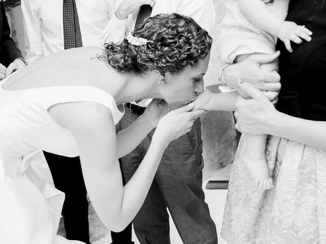 La boda de Angel y Loreto en Belmonte, Cuenca 22