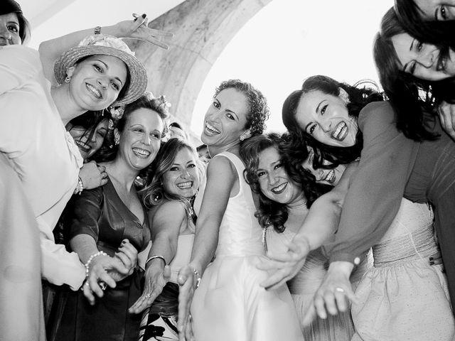 La boda de Angel y Loreto en Belmonte, Cuenca 23