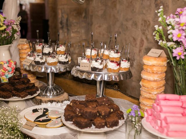 La boda de Angel y Loreto en Belmonte, Cuenca 25