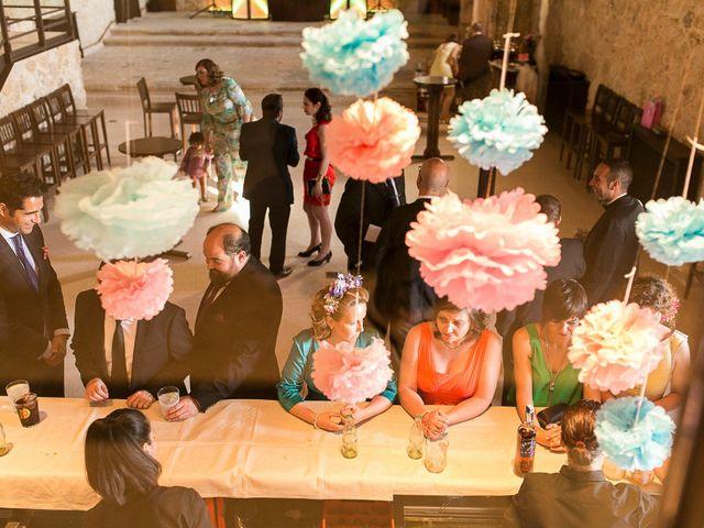 La boda de Angel y Loreto en Belmonte, Cuenca 26