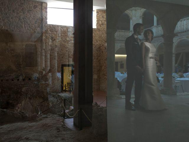 La boda de Angel y Loreto en Belmonte, Cuenca 29