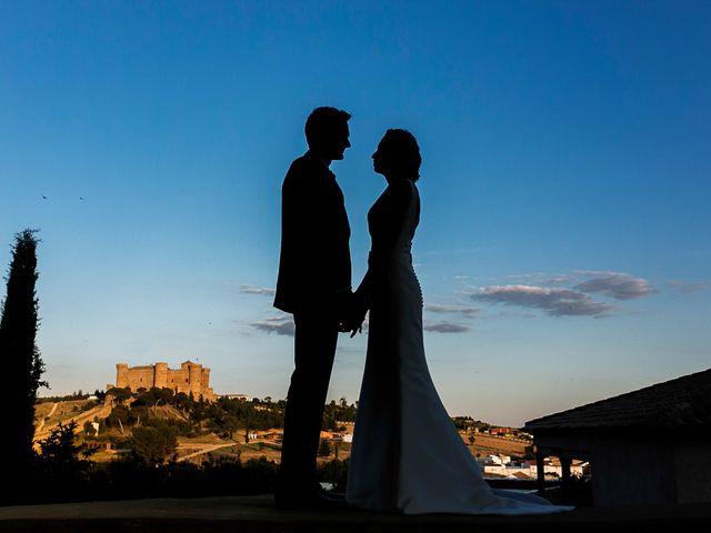 La boda de Angel y Loreto en Belmonte, Cuenca 30